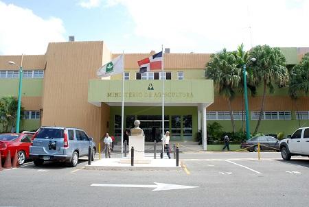 Sede del Ministerio de Agricultura.