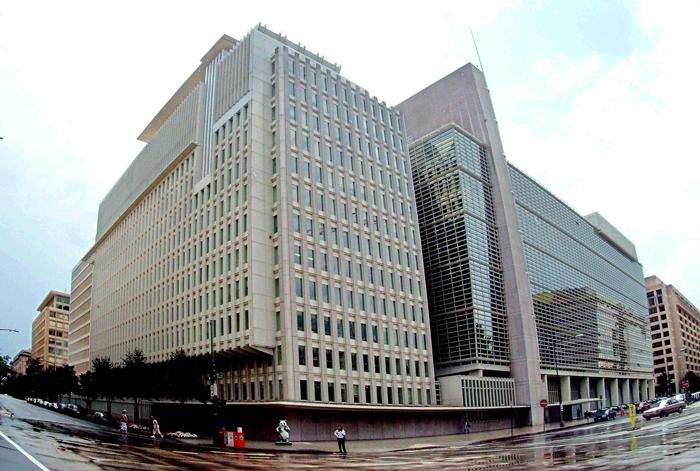 Sede del BM en Washington./Fuente externa