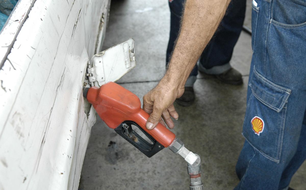 La gasolina tendrá los mismos precios de esta semana.