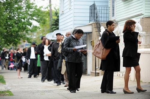 Búsqueda de empleos en los Estados Unidos   Fuente externa