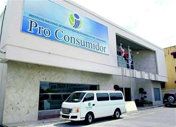 Sede de Pro Consumidor./elDinero.