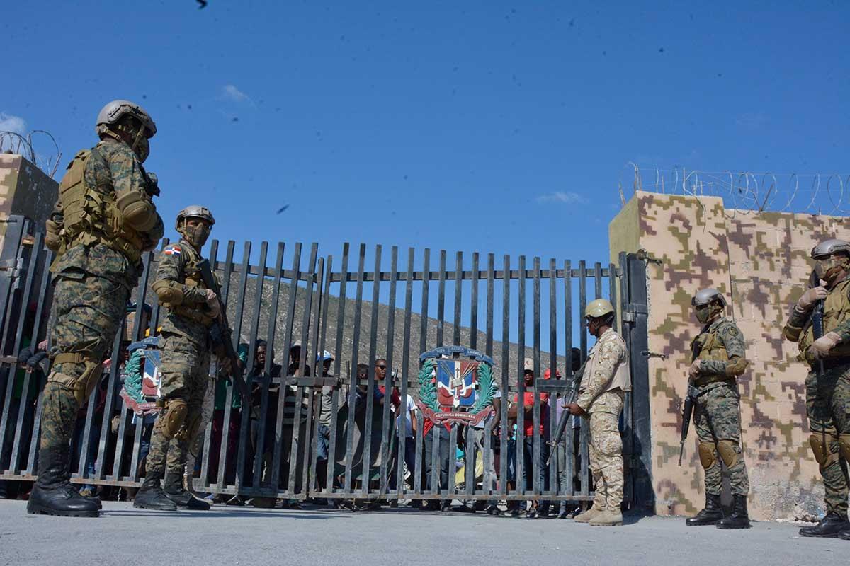 frontera haiti dajabon