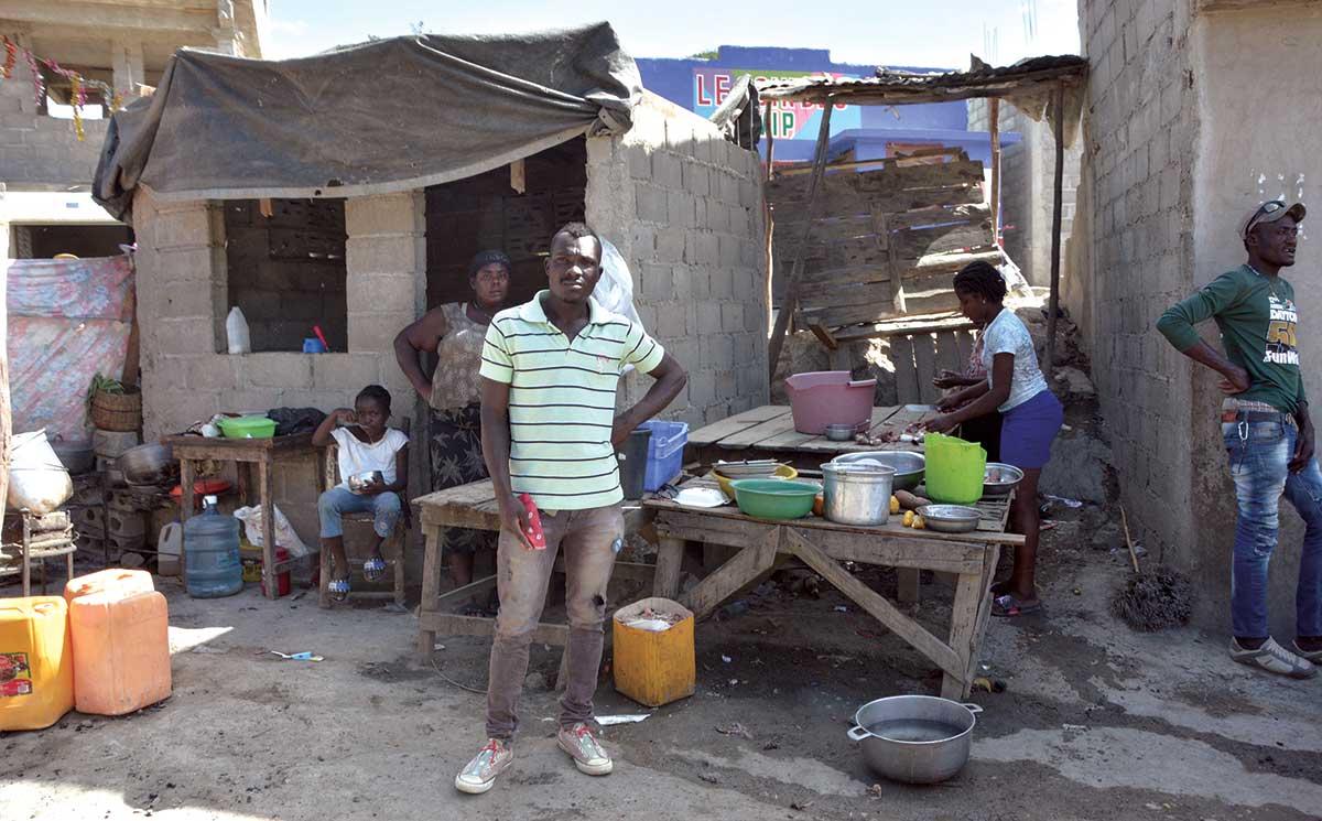 haitianos carretra internacional