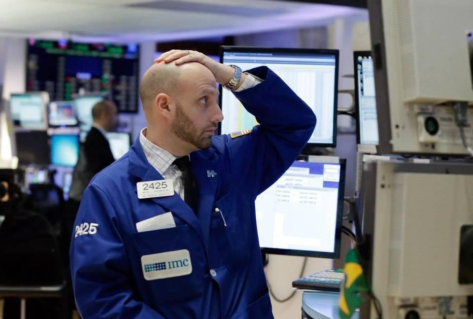 Wall Street cierra en rojo. | Fuente externa.
