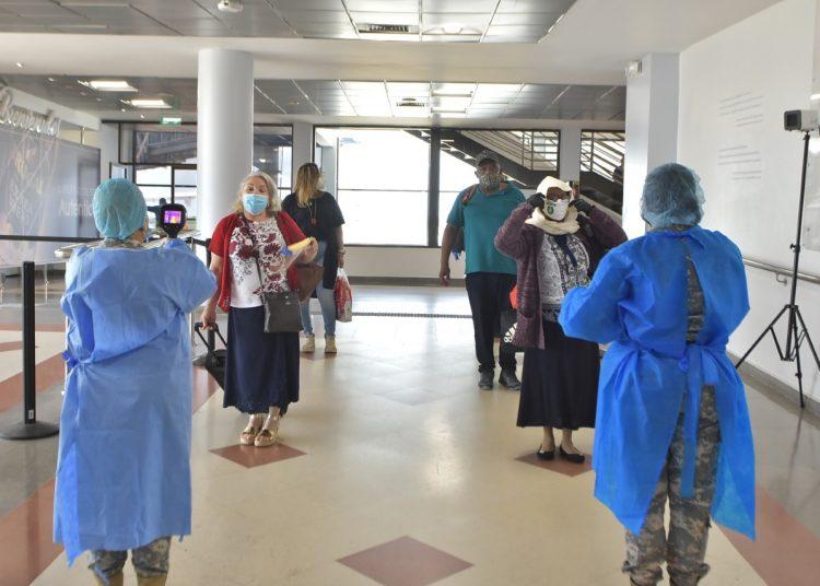 Aerodom, turistas, viajeros, AILA, Aeropuerto Internacional de las Américas