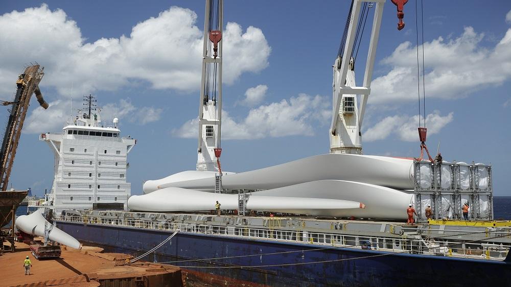 Con los Parques Eólicos Los Cocos y Larimar EGE Haina habrá invertido US$305 millones en energía eólica en cinco años.
