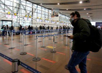 La industria del turismo se ha visto afectada por el cierre de las fronteras aéreas en Chile, uno de los pocos países que mantenía medidas restrictivas de entrada. | Aileen Díaz, Agencia Uno.