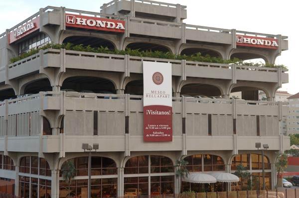 Agencia Bella es distribuidor exclusivo de la marca Honda en el país.