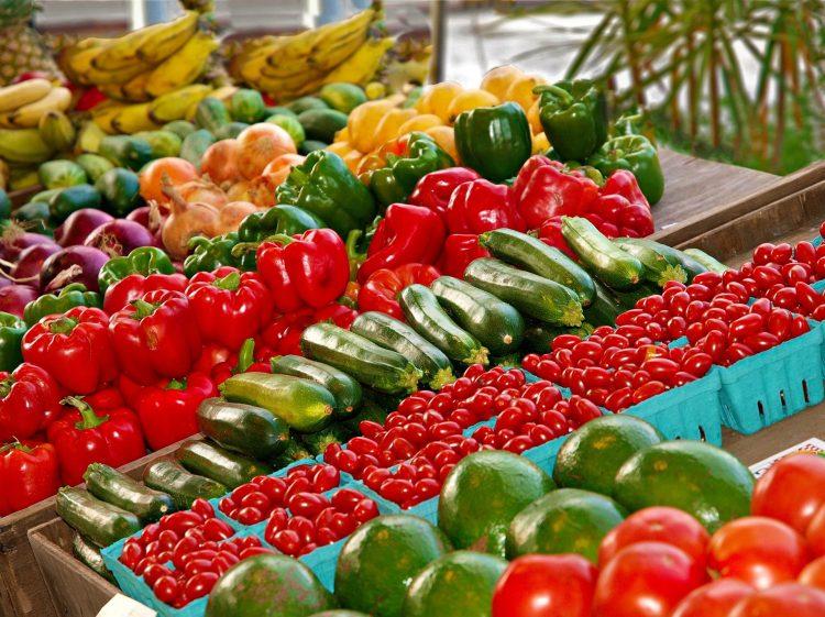 Alimentos, consumo, consumidor, supermercado, vegetales