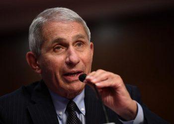 El director del Instituto Nacional de Alergología y Enfermedades Infecciosas estadounidense, Anthony Fauci. | Kevin Dietsch, Reuters.