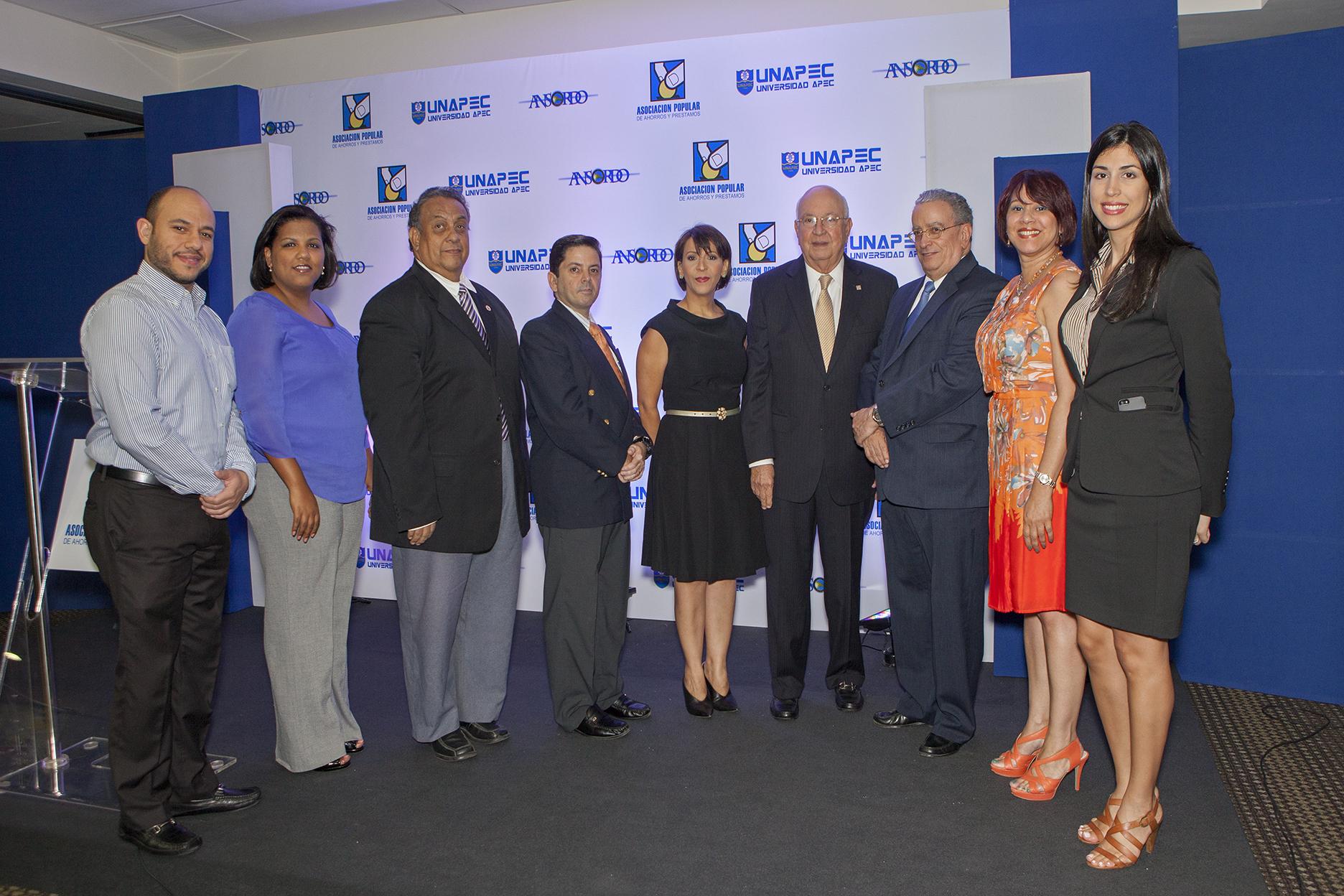En la actividad también estuvieron presentes directivos de La Asociación Dominicana de Rehabilitación, Consejo Nacional de Personas con Discapacidad (Conadis), Patronato de Ciegos, entre otras entidades sin fines de lucro.