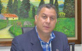 Arnaldo Gómez, director del Conaleche.