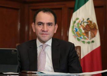 Arturo Herrera, presidirá la junta de gobernadores del BM y FMI. | Fuente externa.