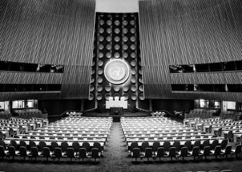 Asamblea de la ONU coronavirus covid-19