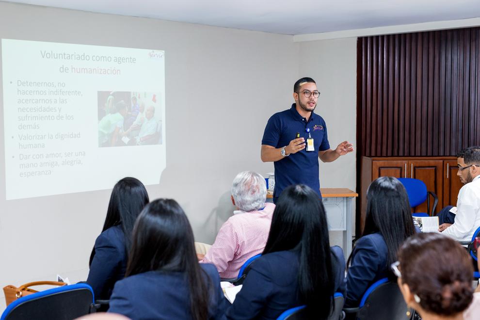 asociación cibao formación voluntarios acap