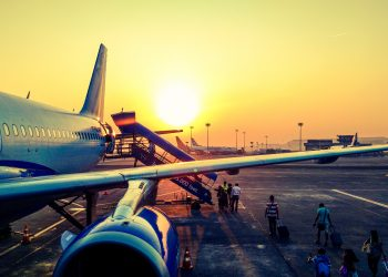 Avión, vuelos, viajes