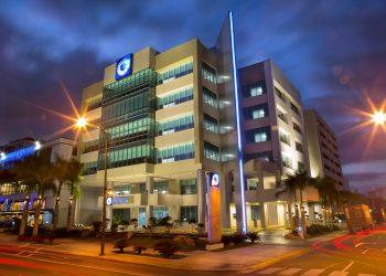 La torre empresarial 27 de Febrero fue una de las oficinas certificadas.