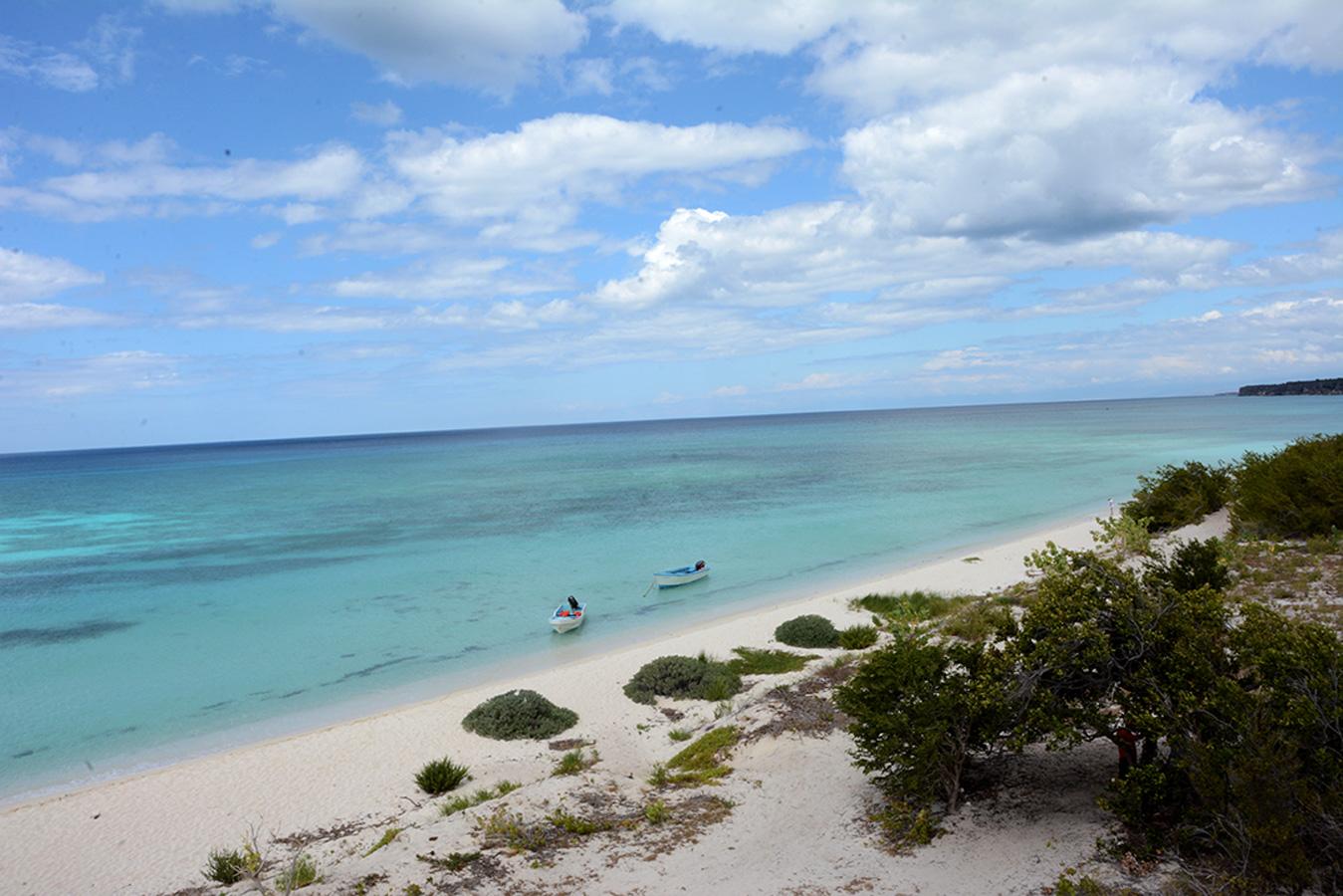 Bahía de las Aguilas es Reserva de la Biósfera.| Gabriel Alcántara