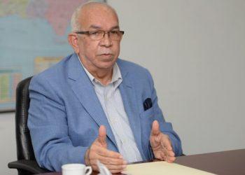 El administrador del Banco Agrícola, Fernando Durán.