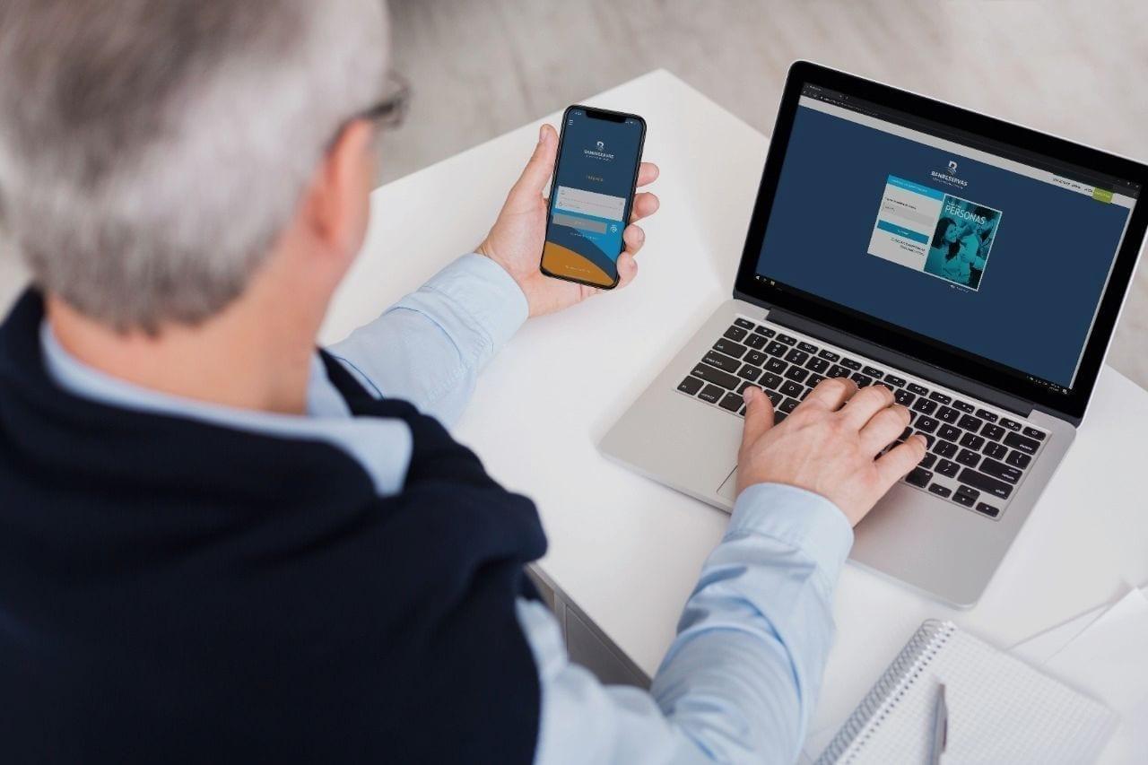 banreservas exhorta a sus clientes a usar canales digitales de atención