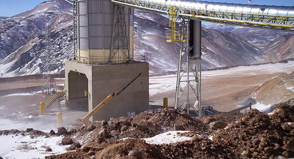 barrick gold mina argentina veladero