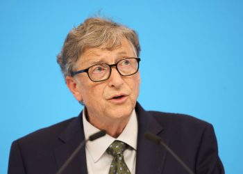 Bill Gates. |  Lintao Zhang, Getty Images.