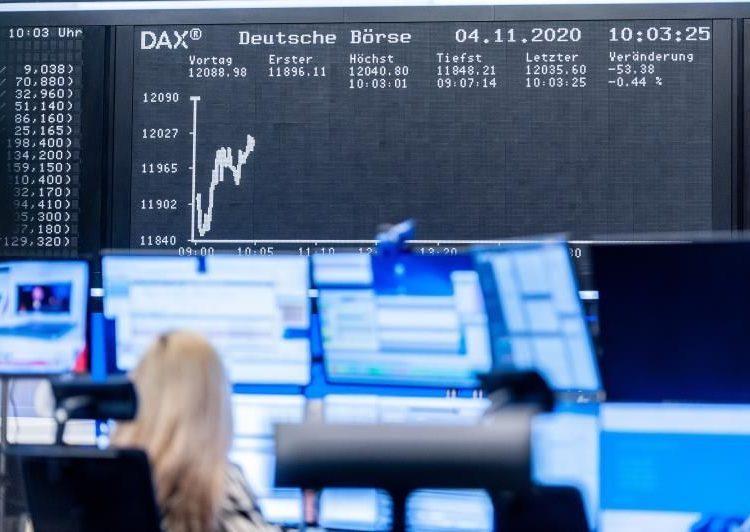 Bolsas europeas