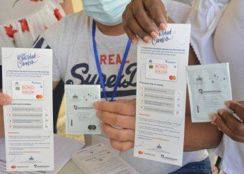Mastercard ha colaborado con el Gobierno.