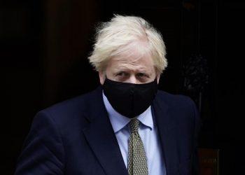 Boris Johnson, primer ministro británico. | Will Oliver, EFE.