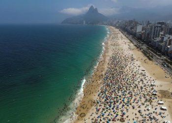 Brasil turismo coronavirus, covid-19