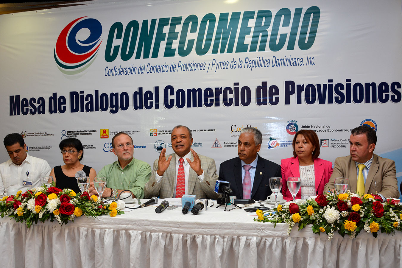 Los comerciantes consideran que el Gobierno debería impulsar un inventario nacional de alimentos.| Gabriel Alcántara