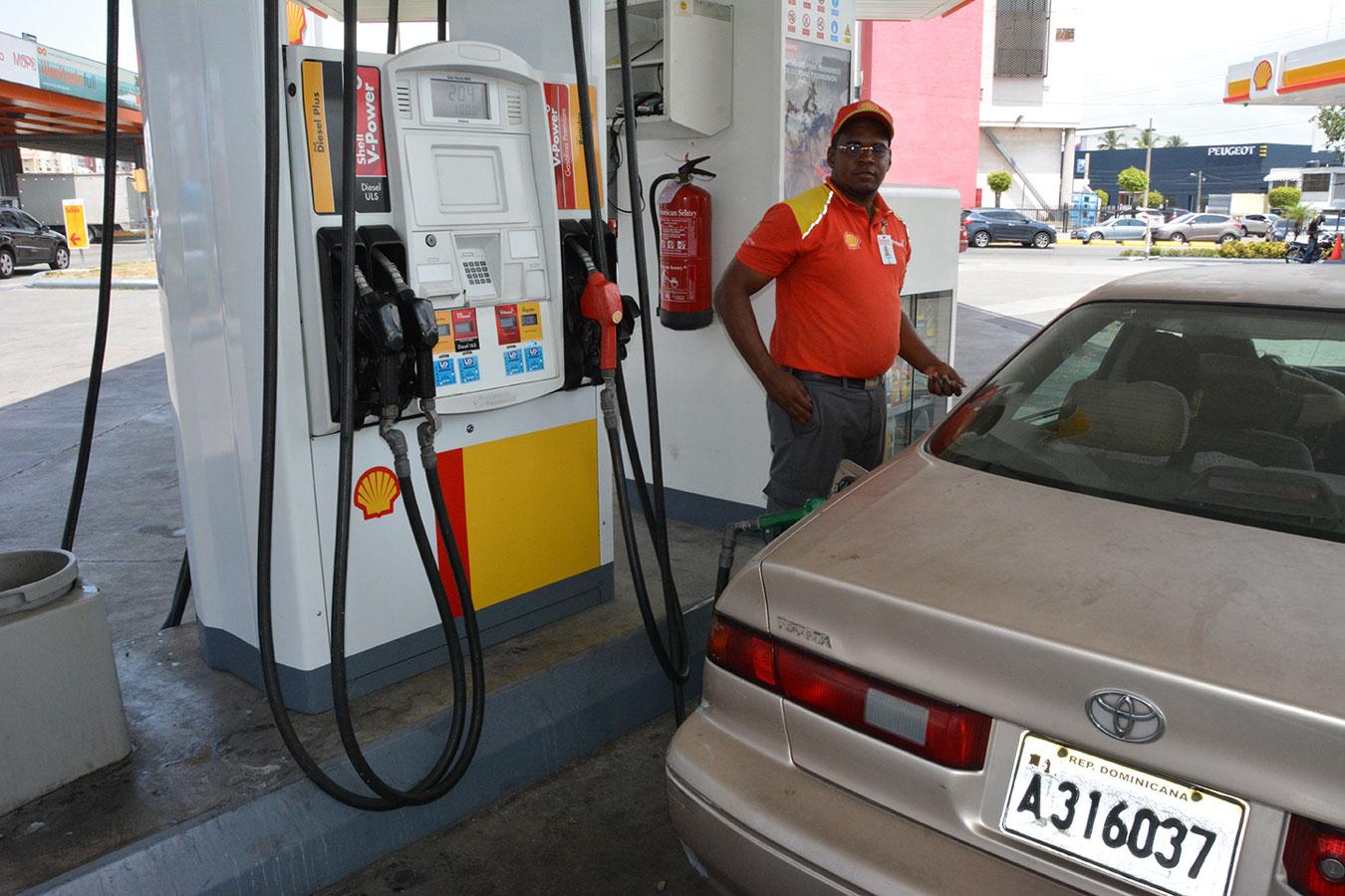De los floreros 2110 en el gas va y sobre la gasolina no existe