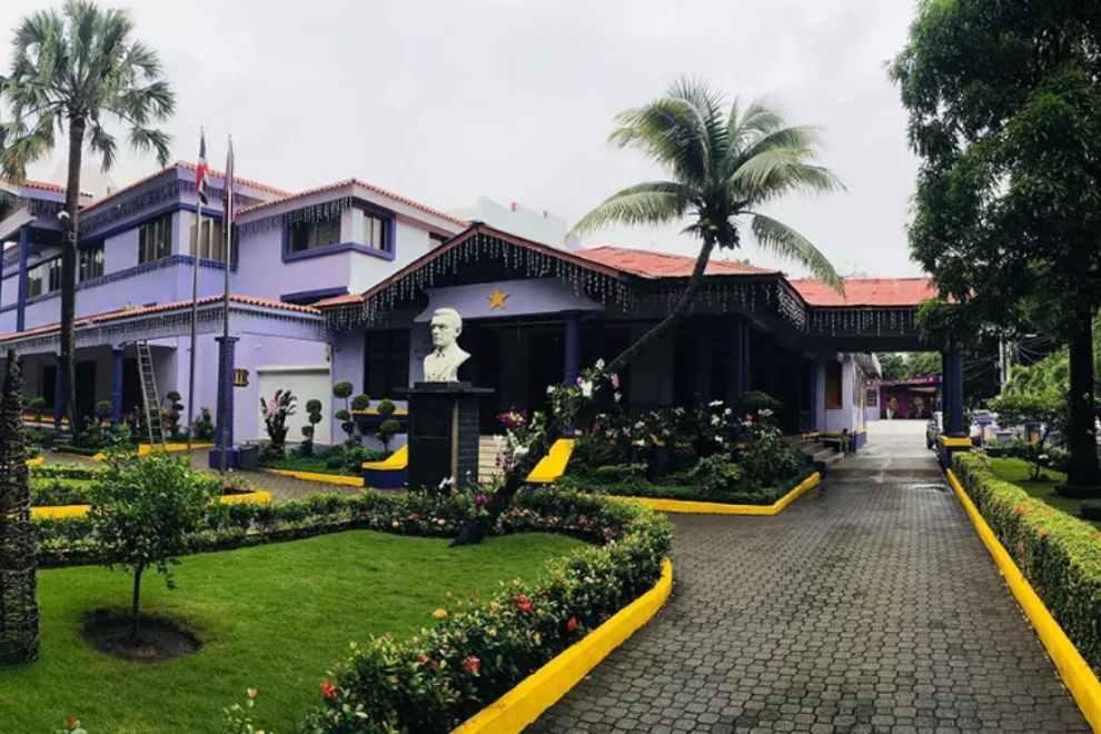 casa nacional del partido de la liberacion dominicana