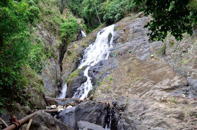 Cascada Blanca El Seibo