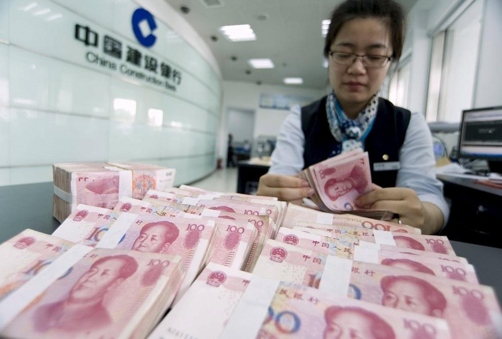 china yuan fmi