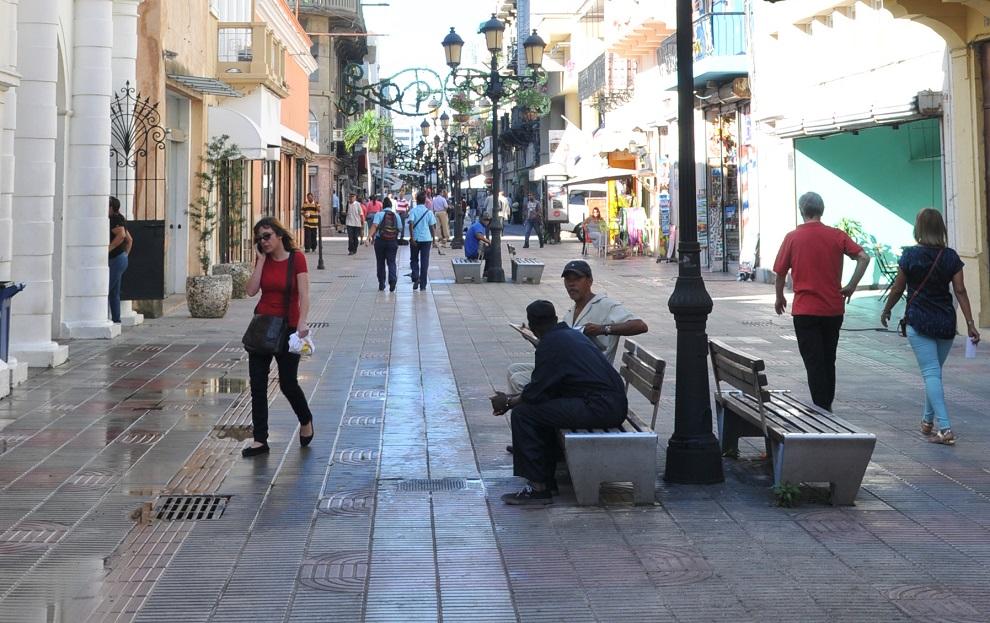 El proyecto busca ofrecer más seguridad a los visitantes de Ciudad Colonial de Santo Domingo./elDinero
