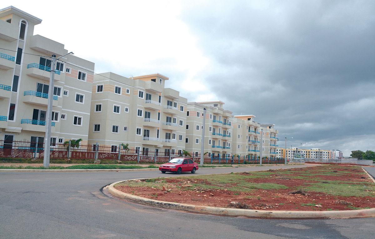 ciudad juan bosch viviendas bajo costo