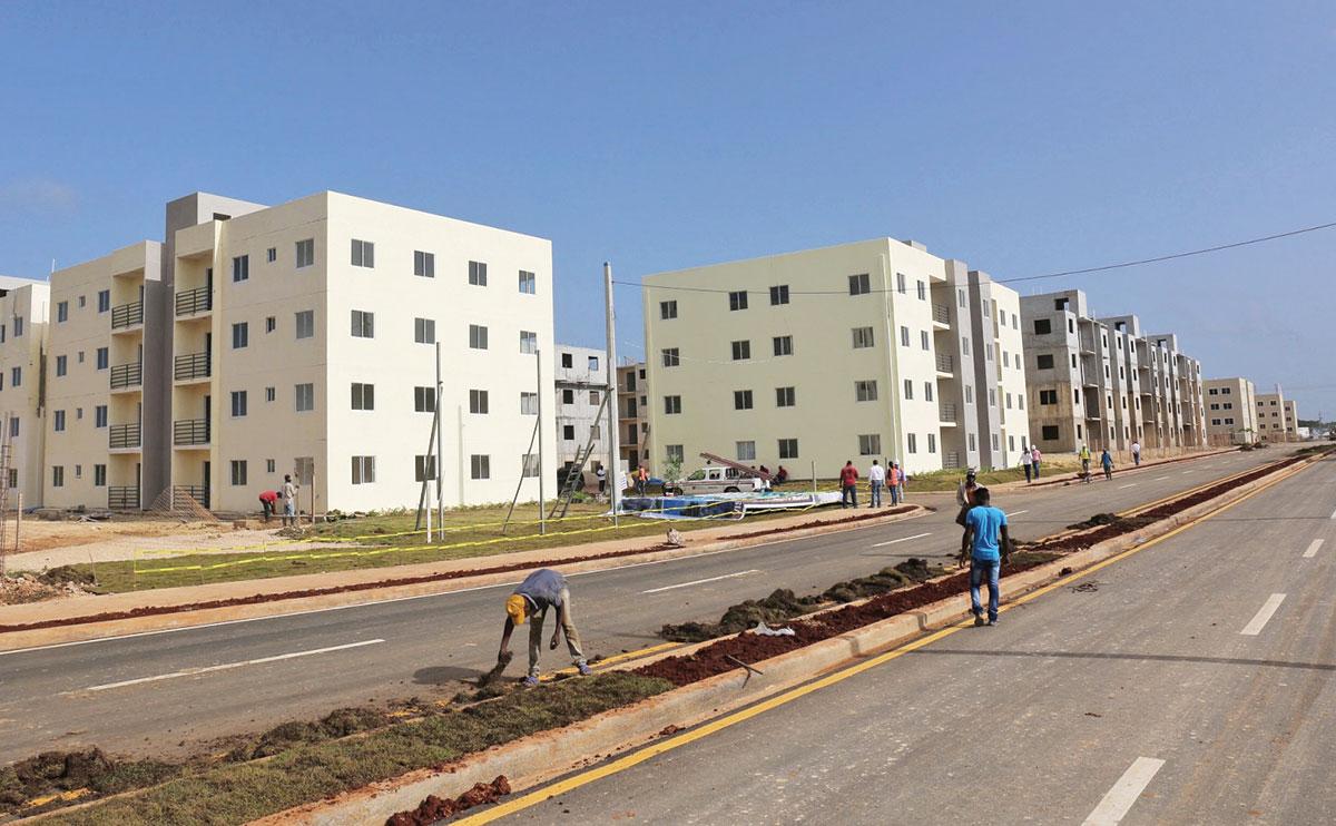 ciudad juan bosch viviendas