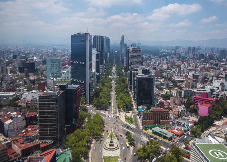 Ciudad de México.   Fuente externa.