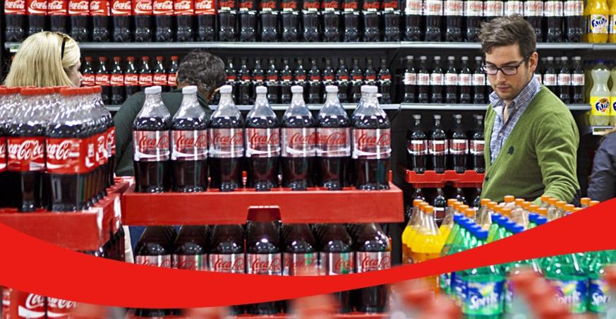 El fisco de Estados Unidos y Coca-Cola están en medio de una disputa./elDinero