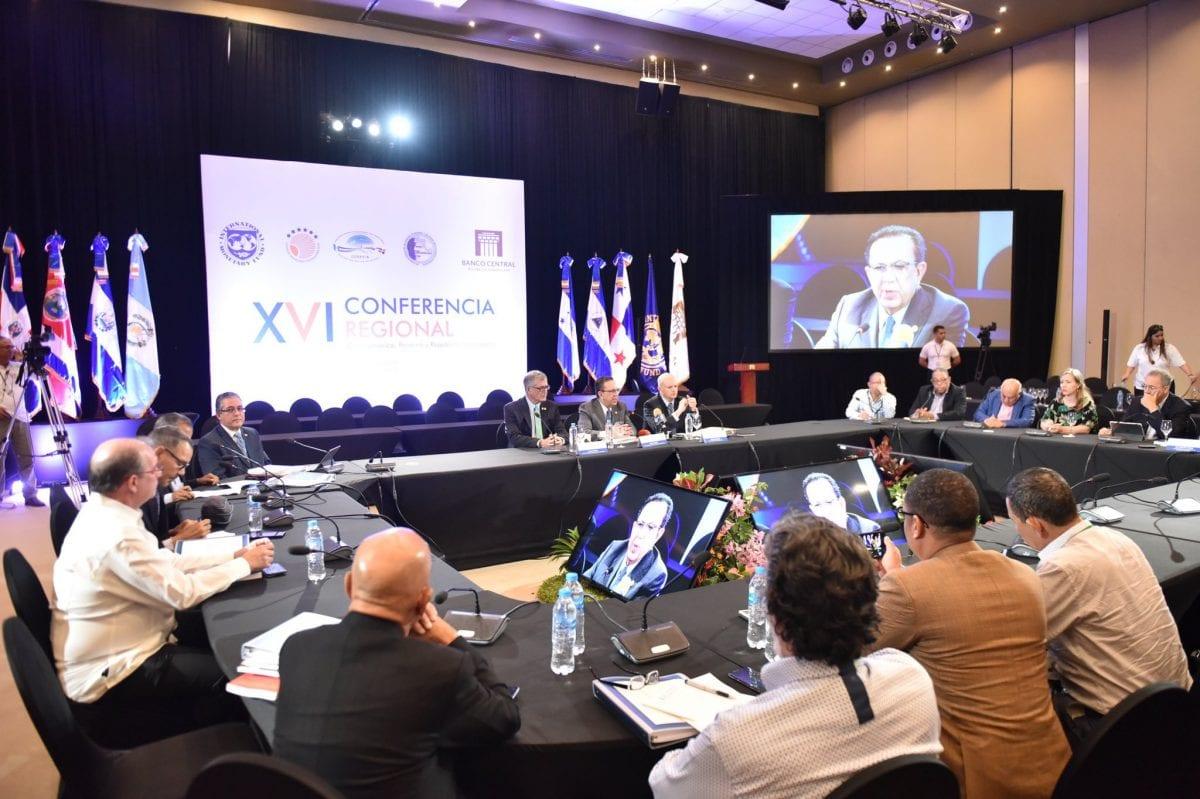 conferencia regional fmi y bc