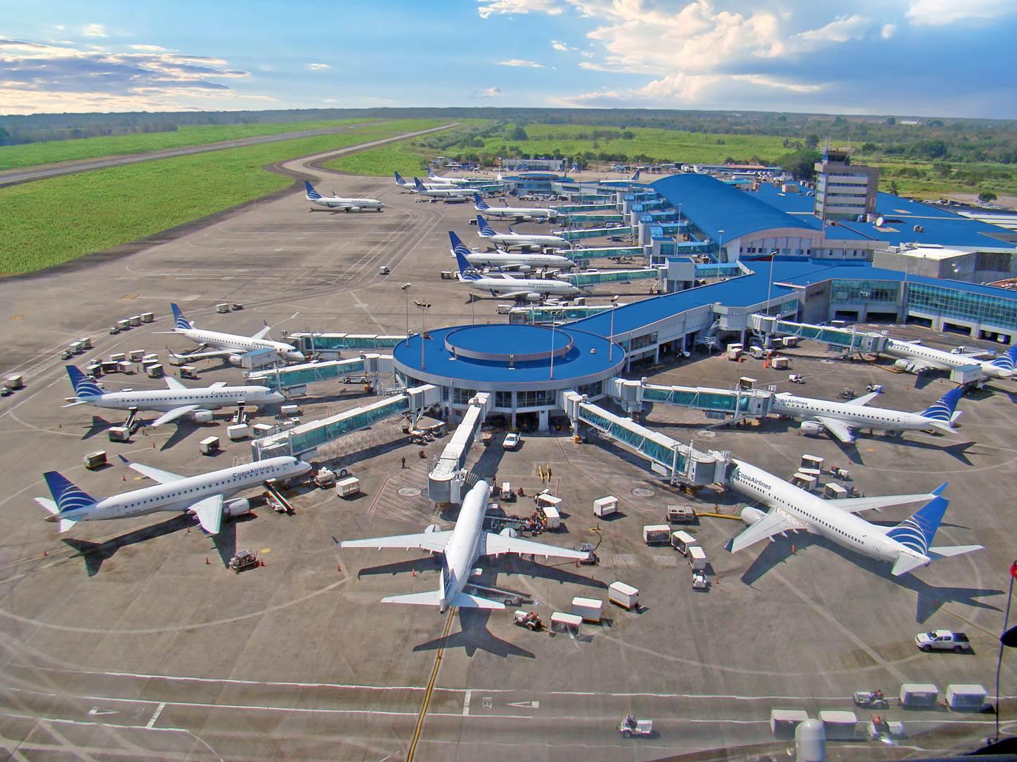 copa airlines hub de las américas