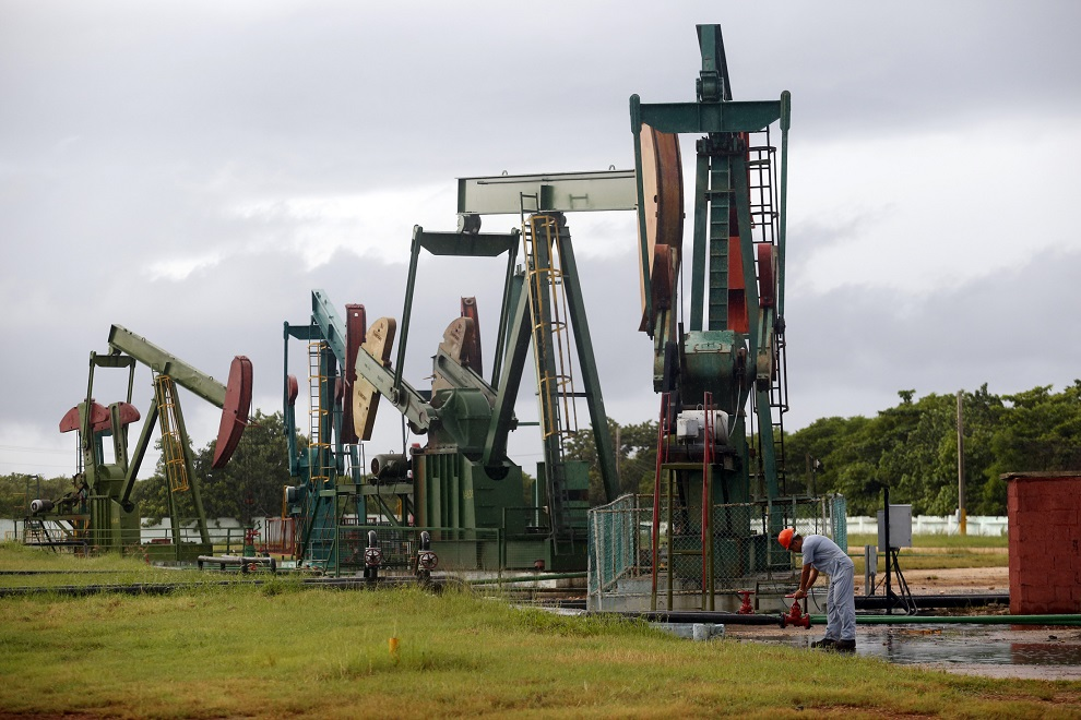 centro colector numero 10 destinado a la extraccion de petroleo, en el municipio cardenas