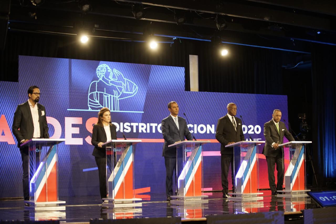 debates electorales rd 2020