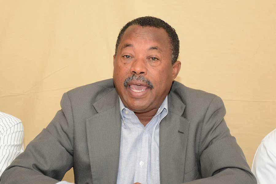 Blas Peralta, presidente de la Federación Nacional de Transporte Dominicano (Fenatrado). | Lésther Alvarez
