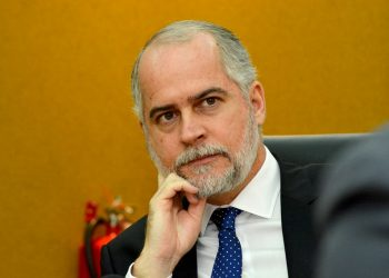 Alejandro Fernández, superintendente de Banco |  Lésther Alvarez