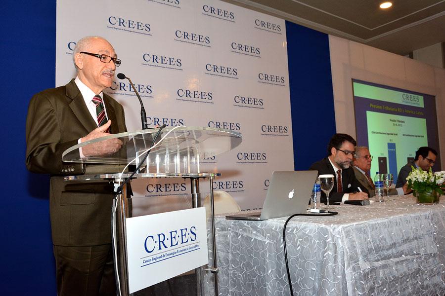 El proyecto de CREES fue elaborado en colaboración con el asesor y consultor tributario Francisco Canahuate Disla.