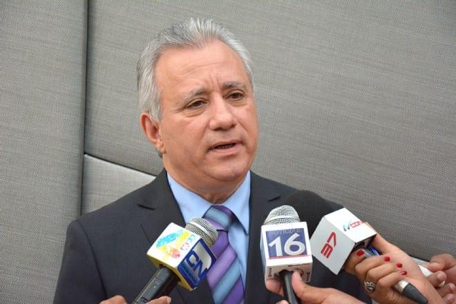 Antonio Taveras Guzmán./GABRIEL ALCÁNTARA.