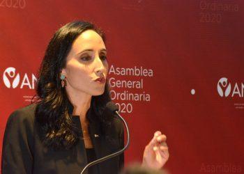 La nueva presidenta de Asociación de Jóvenes Empresarios (ANJE), Susana Martínez. | Lésther Alvarez
