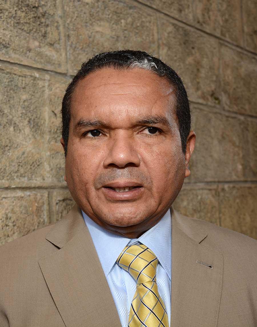 Daniel Liranzo ha sido designado director del Consejo Nacional de Zonas Francas. | Lésther Álvarez.